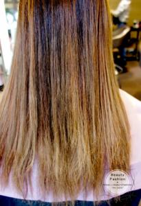 夏森髮型、台中護髮、髮質檢測