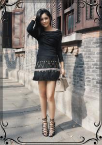 極簡穿衣術、蝴蝶結襯衫、民族風元素
