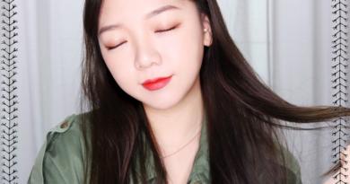 {夏日彩妝}活力夏日妝,不用名牌也能畫出好妝容 – 韓系女孩出籠,眼影、唇釉的小秘訣在於層次感與立體感,你Get了嗎?