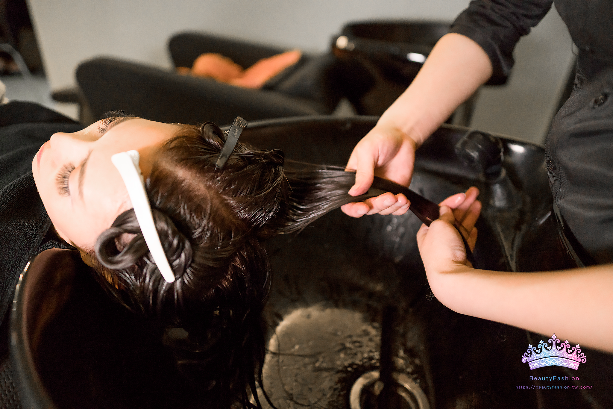 夏森髮型、台中護髮、台中染髮、結構式護髮