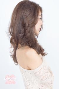 夏森髮型、染髮推薦、造型棚拍
