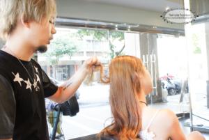 台中燙髮、夏森髮型、髮型討論