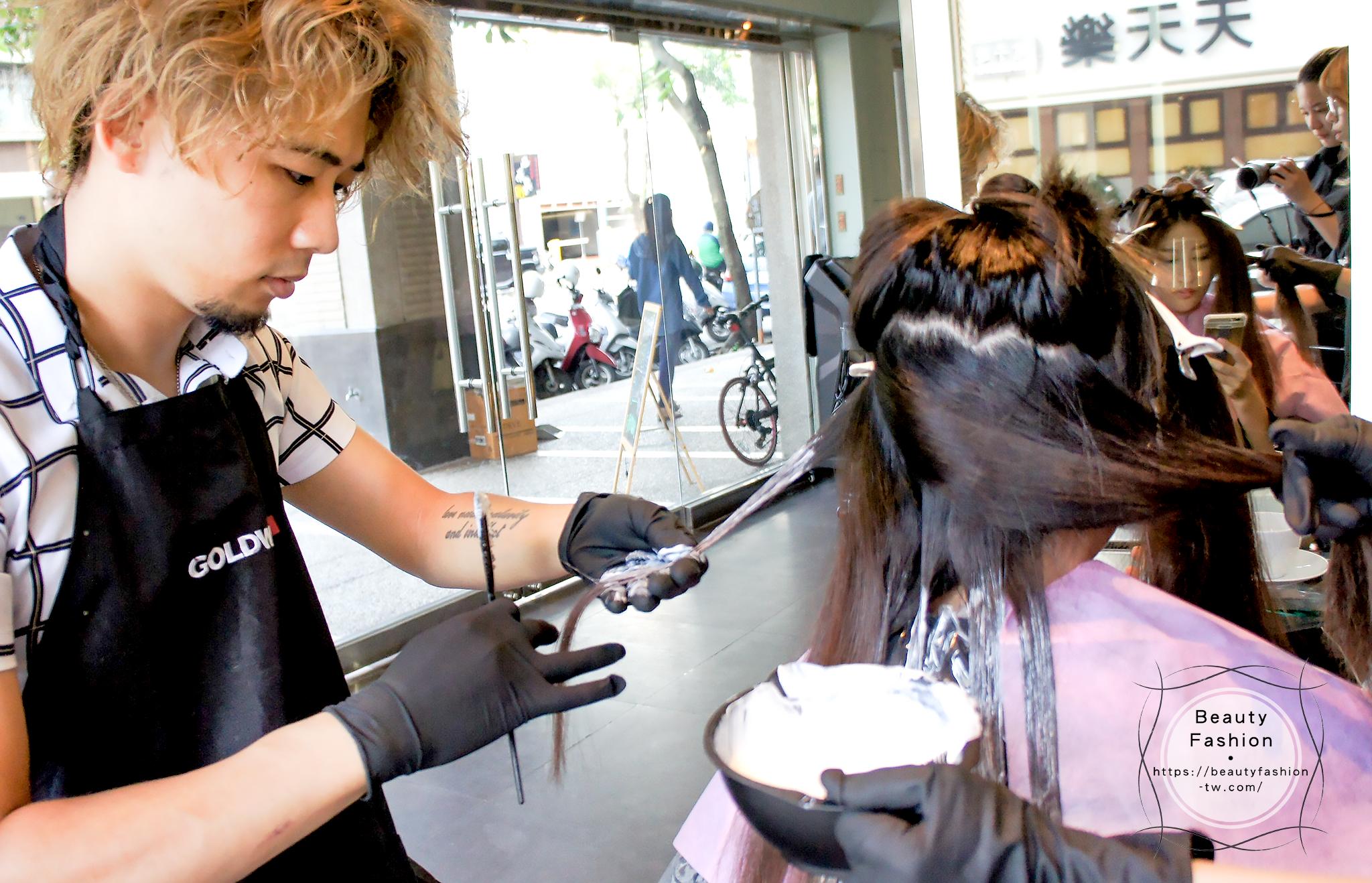 夏森髮型、台中護髮、染髮推薦