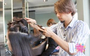 夏森髮型、台中美髮沙龍、燙髮推薦