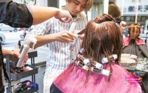 夏森髮型、台中西屯美髮、燙髮推薦