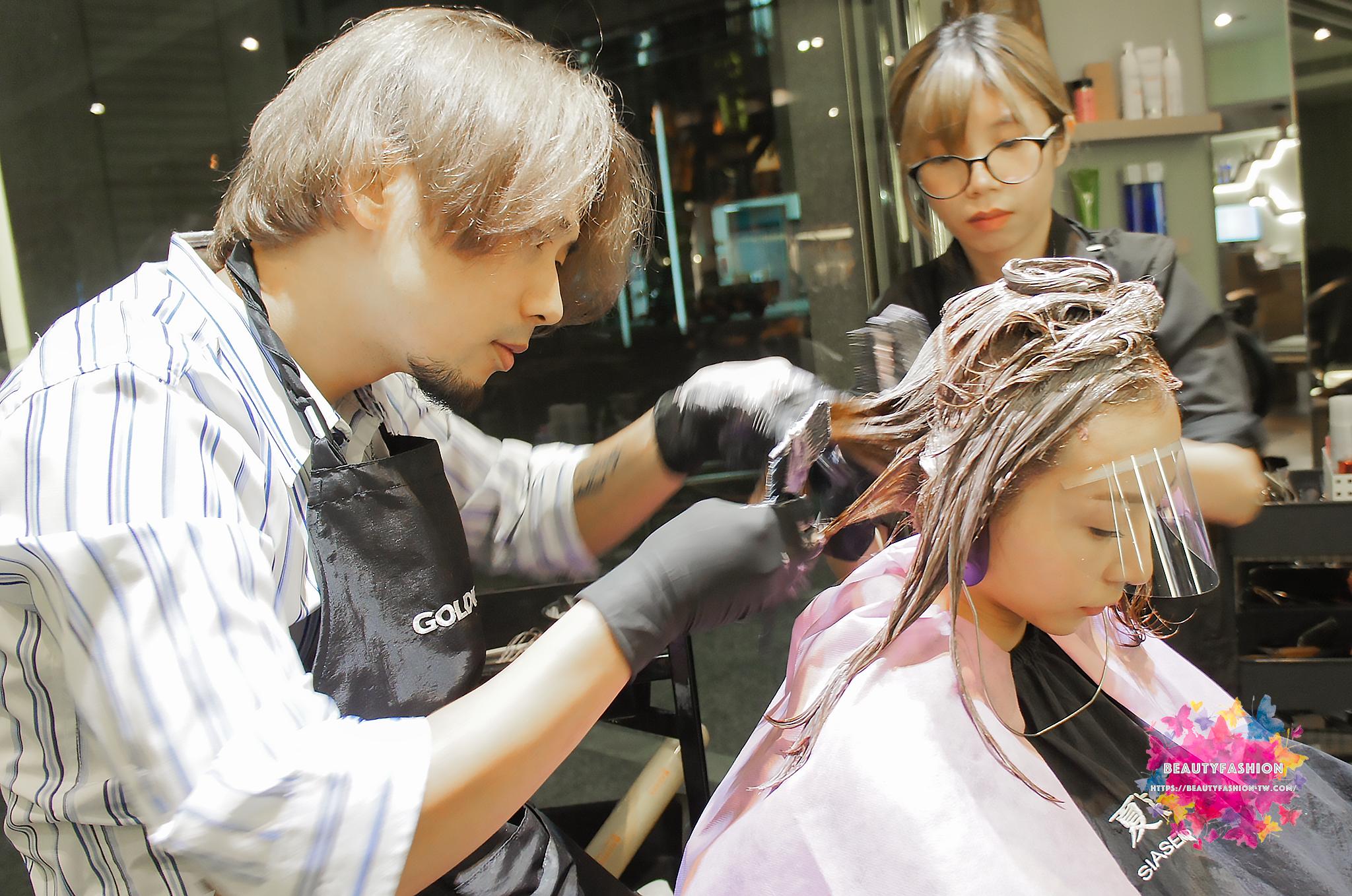 夏森髮型,護髮推薦,結構式深層護髮,空氣捲