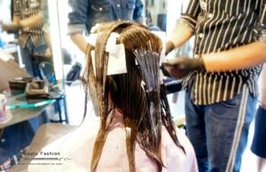 夏森髮型、台中護髮、燙髮藥水