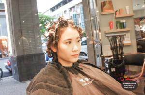 夏森髮型、台中燙髮、燙髮推薦、慵懶髮型