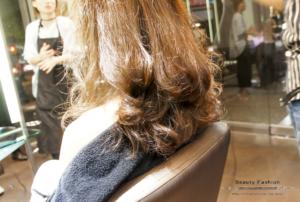 夏森髮型、台中護髮、造型吹整