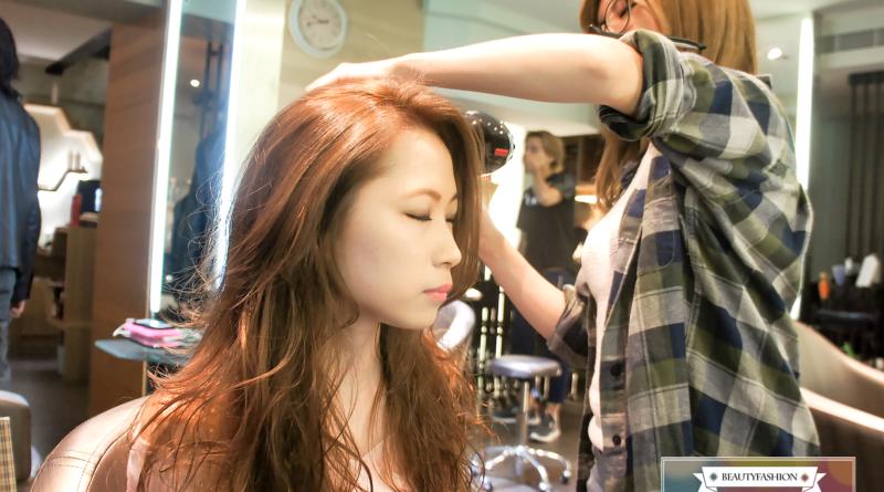 夏森燙髮、台中美髮、台中燙髮、造型吹整