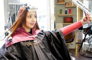 夏森髮型、台中髮廊、深層護髮
