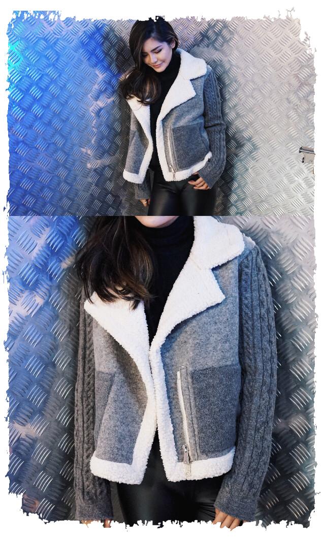 時尚穿搭,秋冬潮流,個性女裝