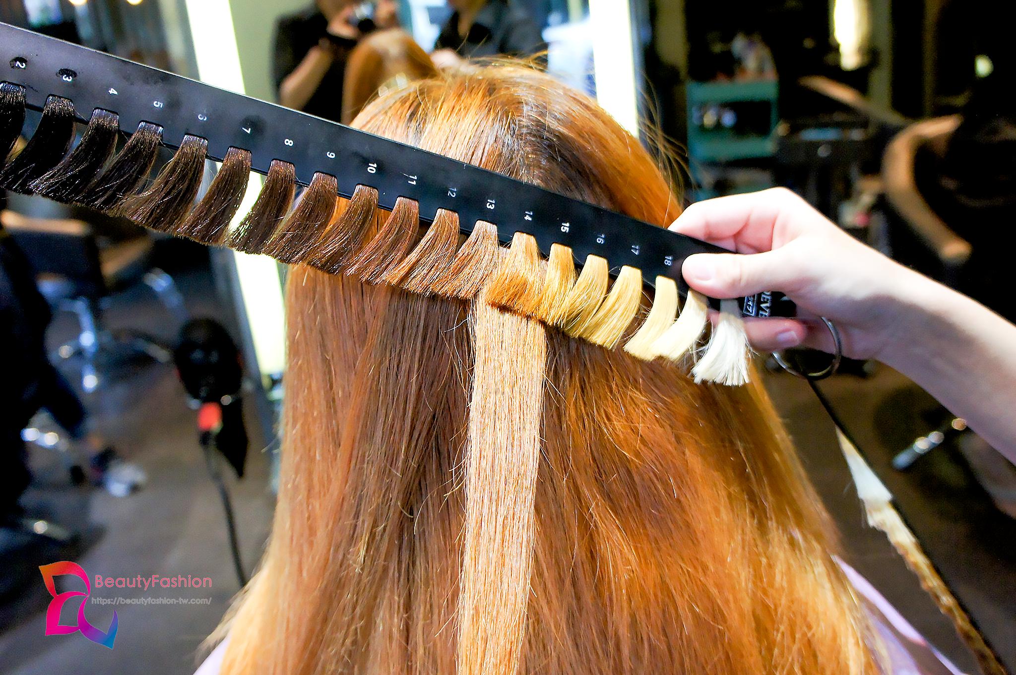 台中染髮、夏森髮型、染髮推薦、霧面染、霧透染、台中美髮